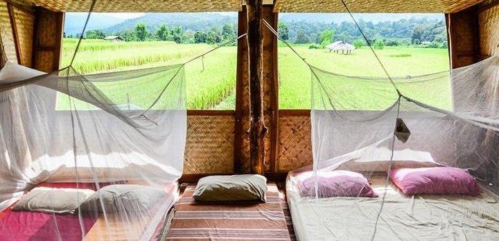 Thailand homestay